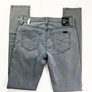 Joe's Slouched Slim Distressed Skinny Jeans
